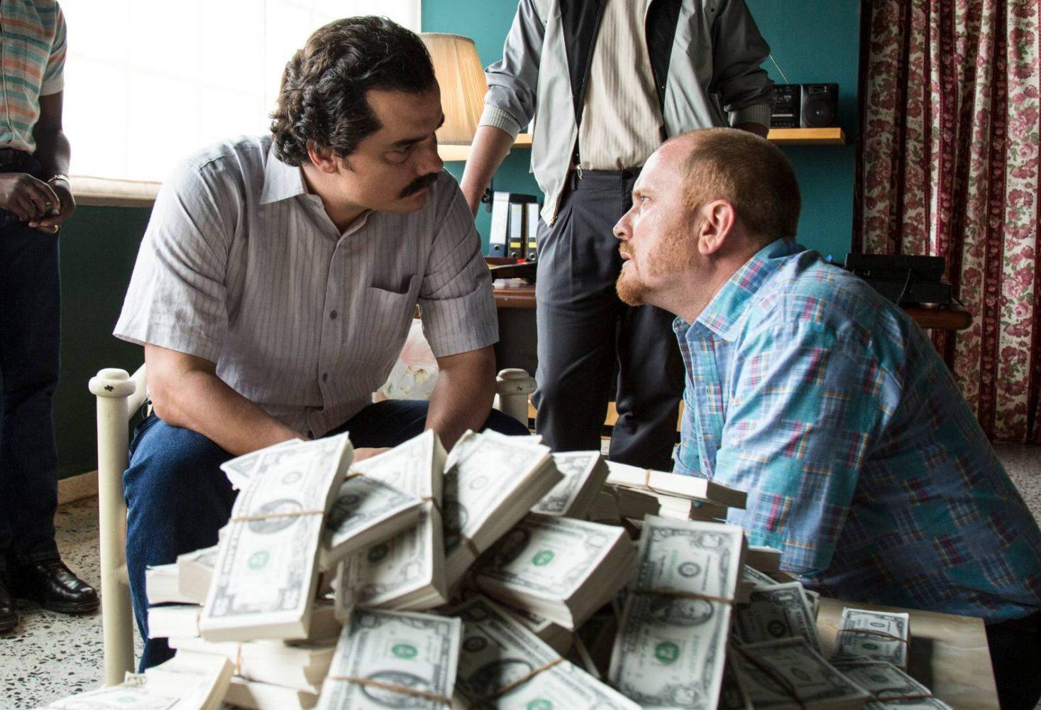 Cerca de 60 millones de dólares eran producidos diariamente, por lo que Pablo Escobar nunca debió escatimar en lo que a sobornos refiere