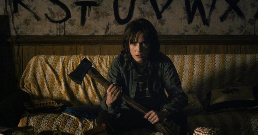 Una de las escenas más representativas de la primera temporada de Stranger Things