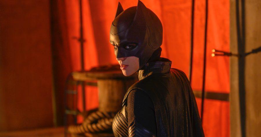 Ruby Rose interpretando a Batwoman en la producción de HBO