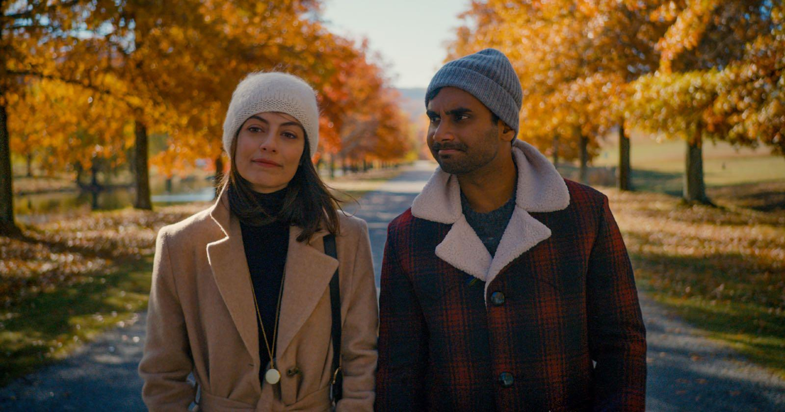 Dev y Francesca en la segunda temporada de Master of None