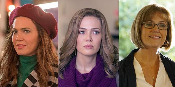 Mandy Moore se luce como Rebecca Pearson a través del tiempo, en This Is Us