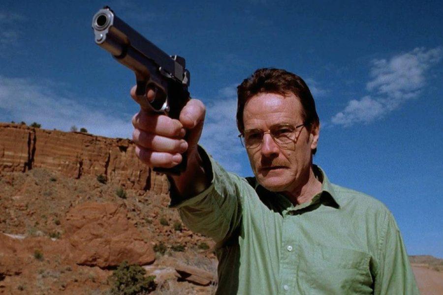 Bryan Cranston protagonizando Breaking Bad