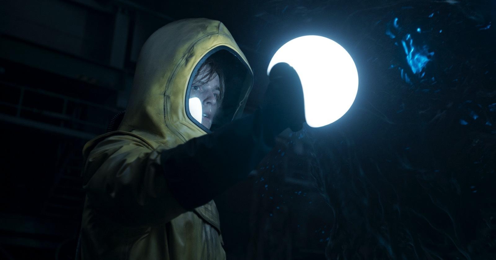 Louis Hofmann en la segunda temporada de la serie Dark