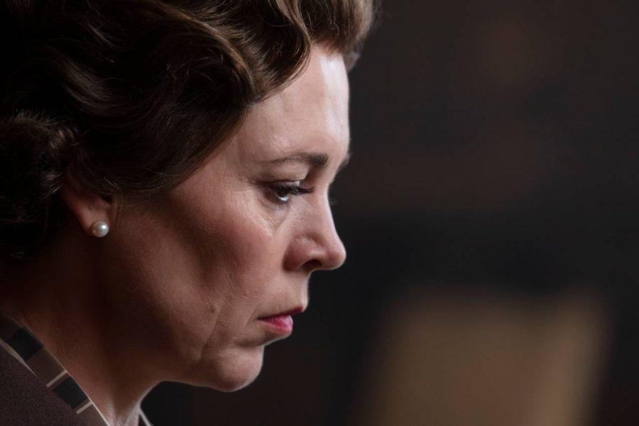 Olivia Colman en The Crown, serie original de Netflix