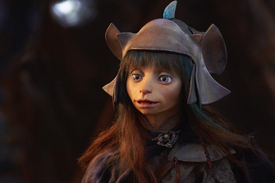 Marionetas que protagonizan El Cristal Encantado