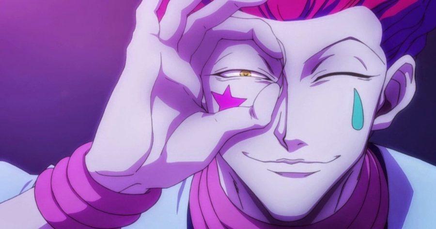 Hisoka, uno de los villanos de Hunter x Hunter