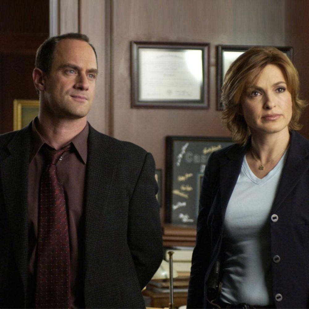 Eliot Stabler y Olivia Benson (Christopher Meloni y Mariska Hargitay).