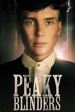 Thomas Shelby en la serie Peaky Blinders
