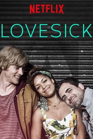 Angus, Dylan, Evie y Luke, personajes centrales de Lovesick