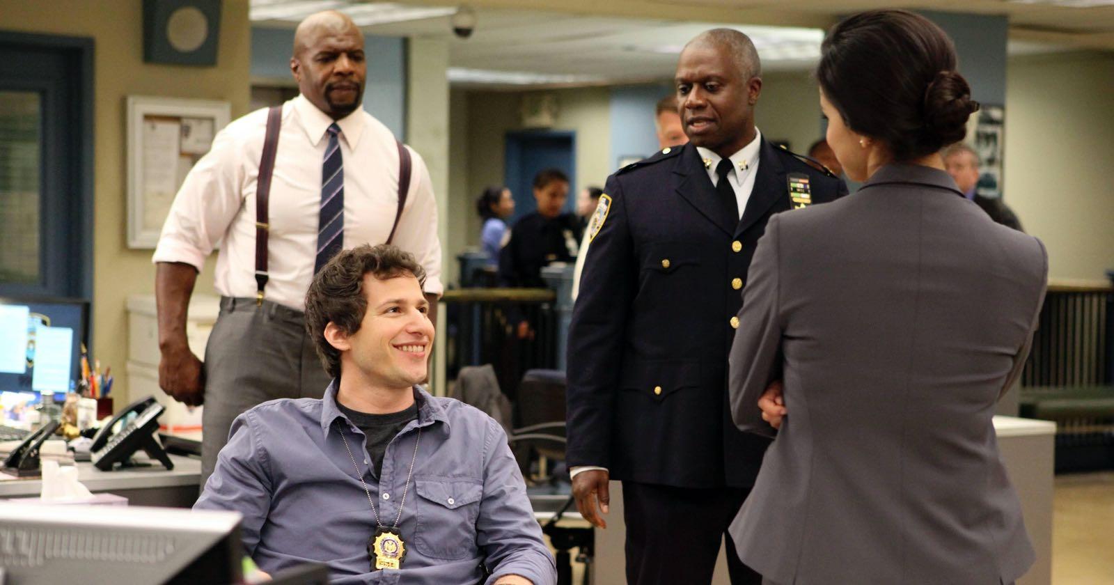 Personajes de la serie Brooklyn 99