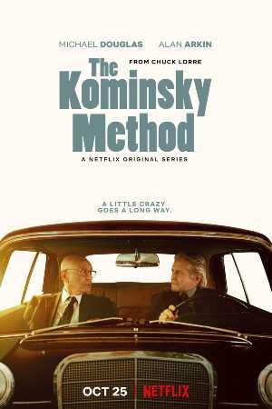 Michael Douglas en la segunda temporada de El Método Kominsky, serie original de Netflix