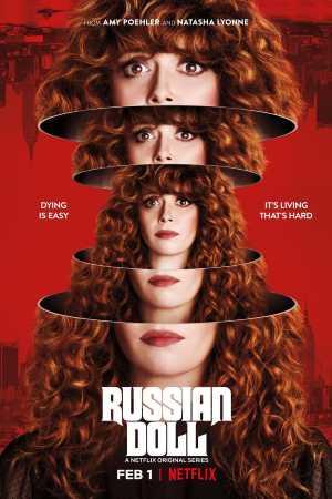 Natasha Lyonne, protagonista de Russian Doll