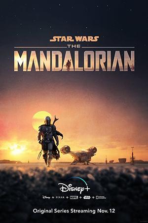 The Mandalorian Baby Yoda Disney+