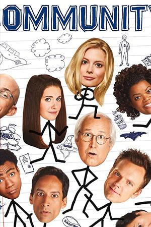 Community Netflix Amazon Prime Video