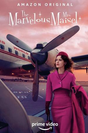 The Marvelous Mrs Maisel segunda temporada Amazon Prime Video