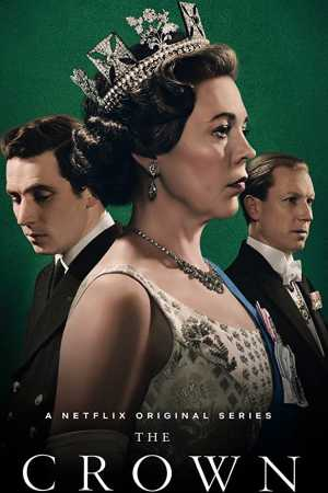 Olivia Colman en The Crown, serie original de Netflix
