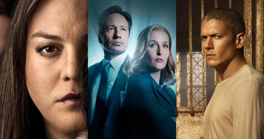 Series como Prison Break, La Jauría y The X Files llegan a Amazon Prime en julio.