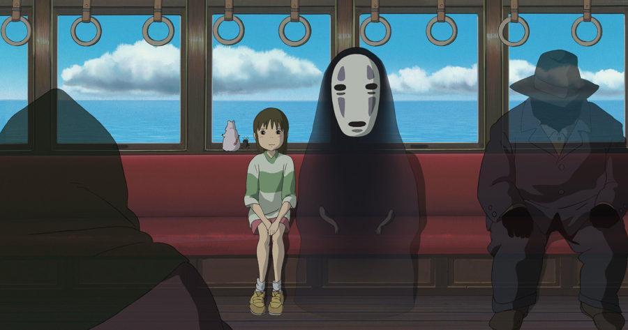 El Viaje de Chihiro, Ghibli