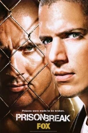 Wentworth Miller interpretando a Michael Scofield en Prison Break