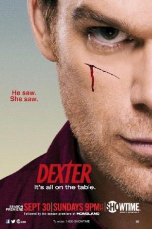 Michael C. Hall interpretando a Dexter
