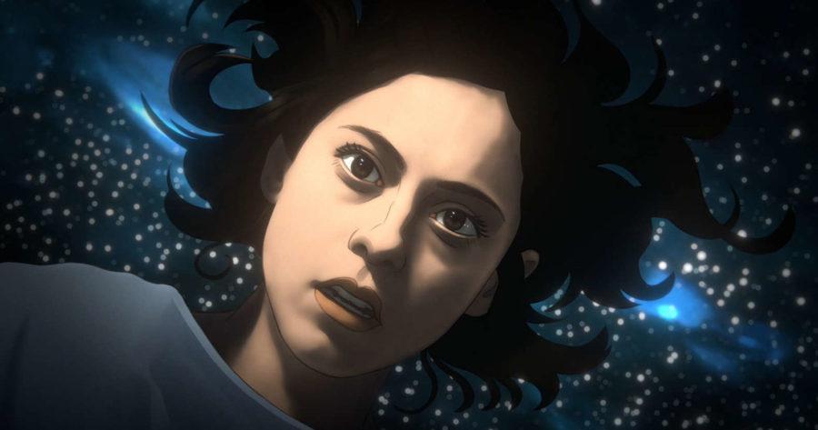 Alma, personaje central de la serie original de Amazon Undone.