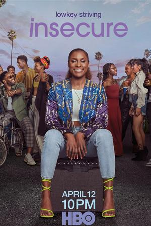 Foto promocional de Insecure, serie de HBO.