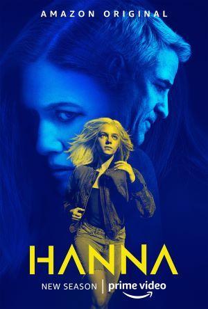 Protagonista de Hannah, serie original de Amazon Prime Video.