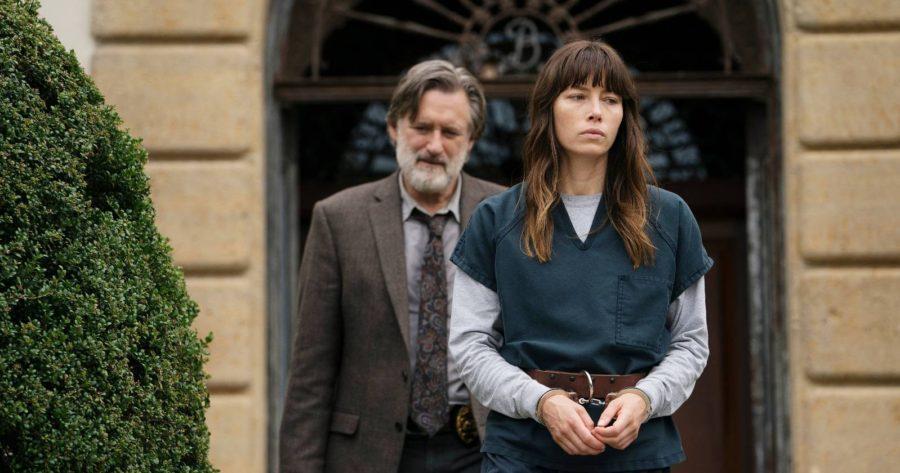 Bill Pullman y Jessica Biel en la primera temporada de The Sinner, serie de Netflix