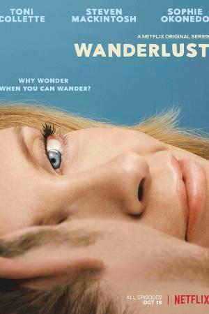 Toni Collette como Joy Richards, en Wanderlust, serie original de Netflix.