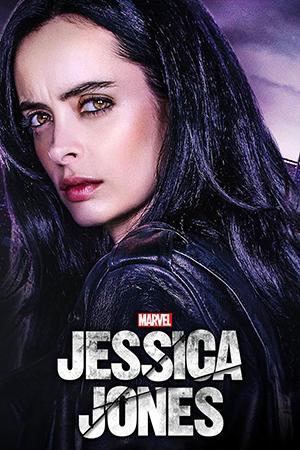 Krysten Ritter como Jessica Jones.