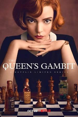 La protagonista de Gambito de Dama