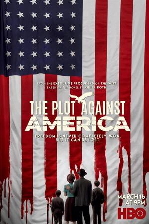 Ben Cole como Charles Lindbergh en The Plot Against América.