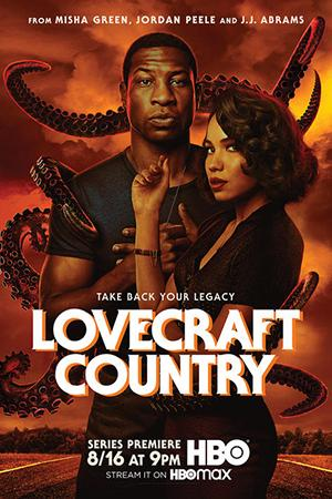 Los protagonistas de Lovecraft Country