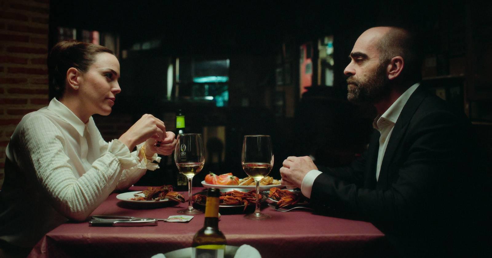 Los Favoritos de Midas, Genovés cenando con su amiga, la empresaria Maria José