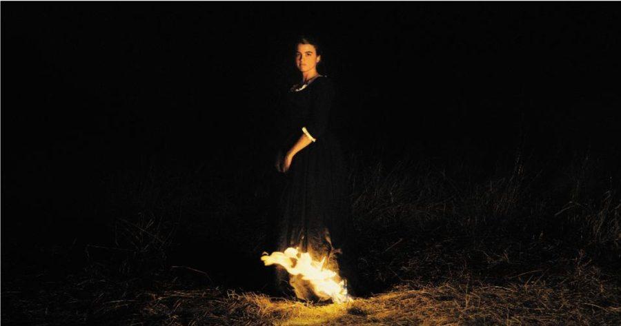 Adèle Haenel como Héloïse en Portrait of a Lady on Fire