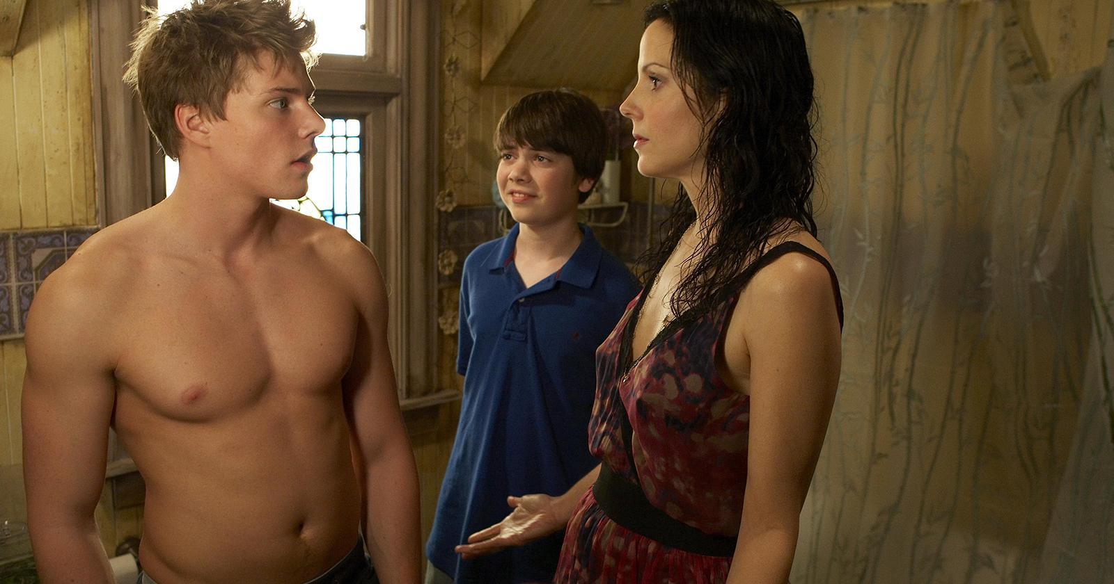 Los Botwin: Nancy, Silas y Shane