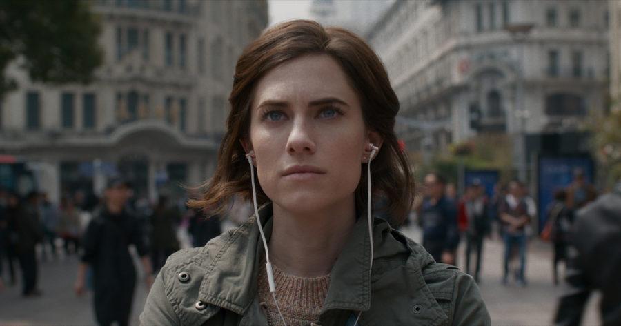 Allison Williams como Charlotte Willmor en la película La perfección