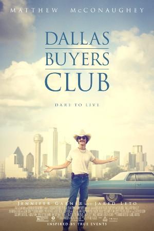 Protagonistas de Dallas Buyers Club
