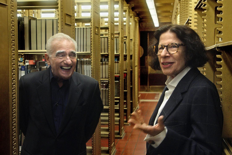 La escritora Fran Lebowitz le saca carcajadas a su amigo Martin Scorsese en esta docuserie dirigida por él.