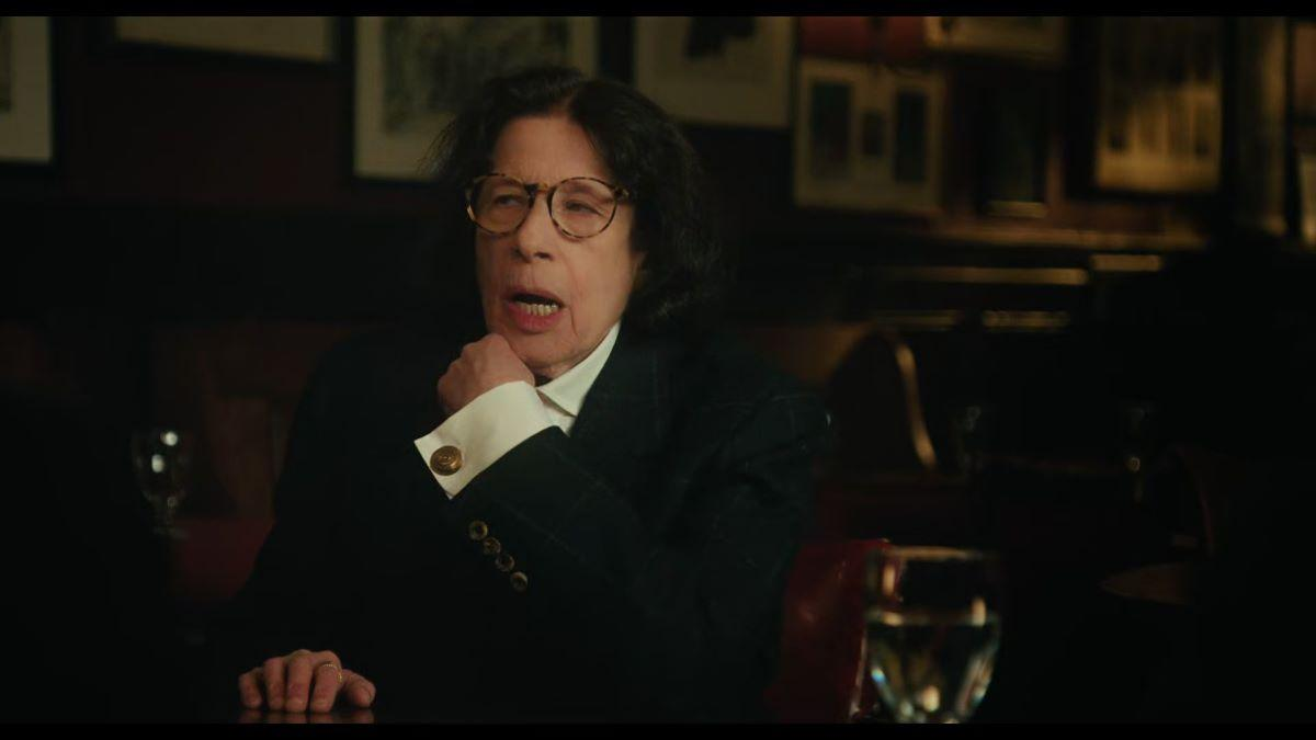 La escritora Fran Lebowitz.