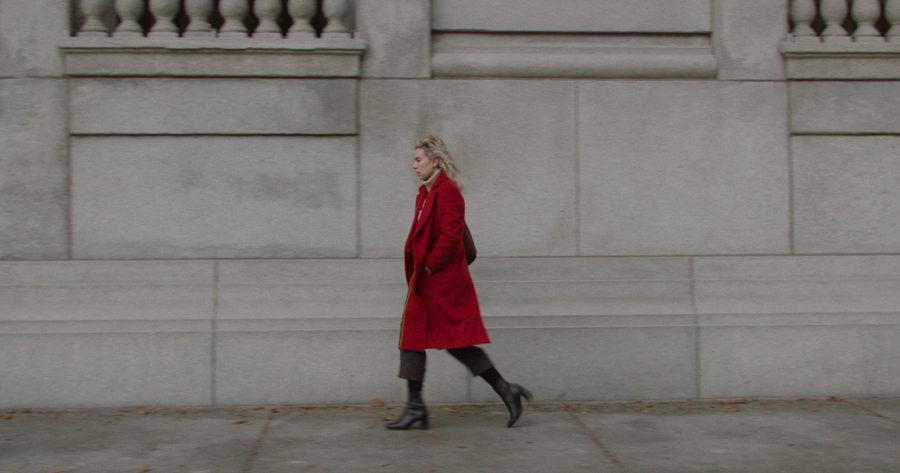 Vanessa Kirby como Martha en Fragmentos de una mujer.