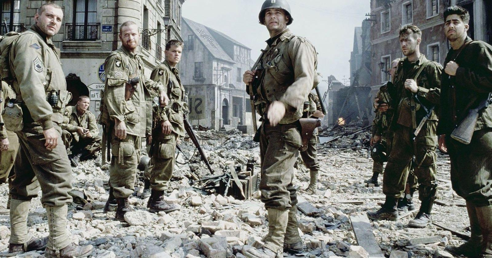 Netflix Octubre Rescatando al Soldado Ryan
