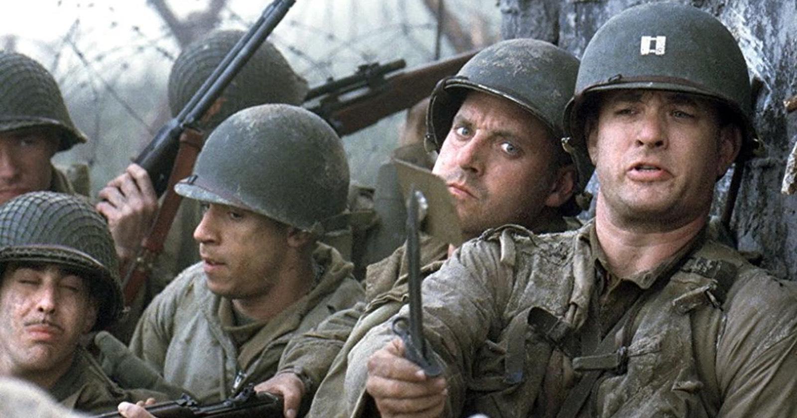 Elenco principal de Rescatando al soldado Ryan